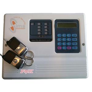 دزدگیر و سیستمهای امنیتی سیماپردازش